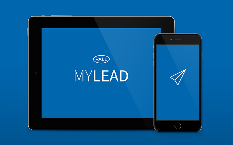 PALL MyLead App preview